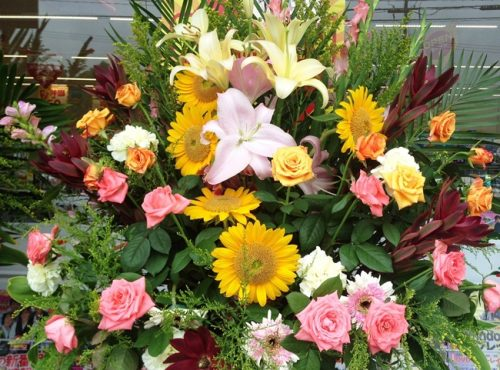 素敵な花達