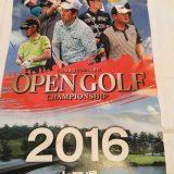 オープンゴルフ大会